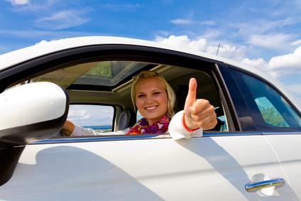 Die Auto-Versicherung weiß, wie du letzten Sommer gefahren