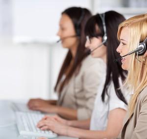 Kunden-Telefon-Service