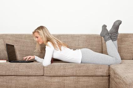 Inhalt des Artikels ist das Lernen im Internet.