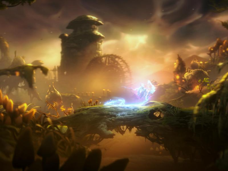 «Ori and the Will of the Wisps» erscheint für PC und Xbox One. Foto: Microsoft/dpa-tmn                                 Microsoft
